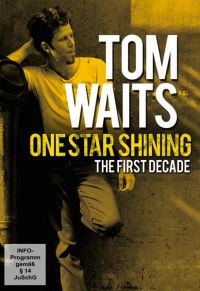 Cover Tom Waits - One Star Shining - The First Decade [DVD]